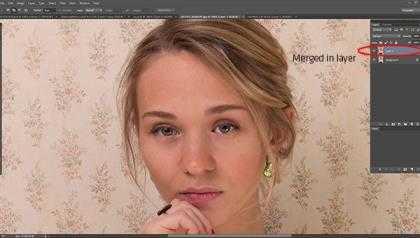 Filter uitvloeien Photoshop 1