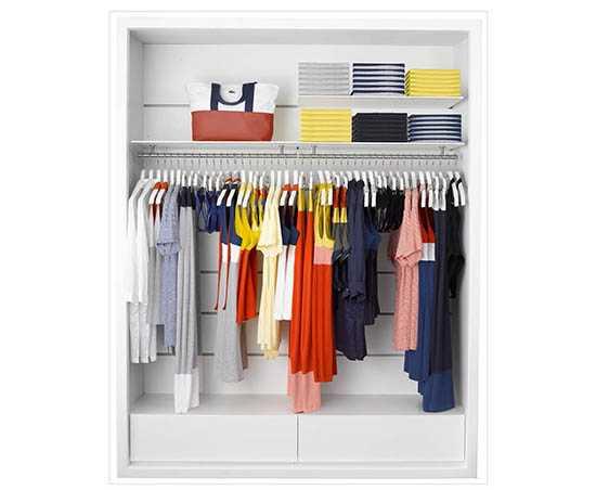 Mooie kledingkasten voor Lacoste