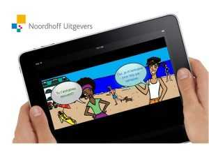 Flash HTML5 conversie voor Noordhoff
