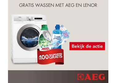 Banners voor Electrolux