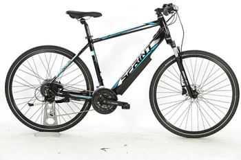 fiets vrijstaand maken voor