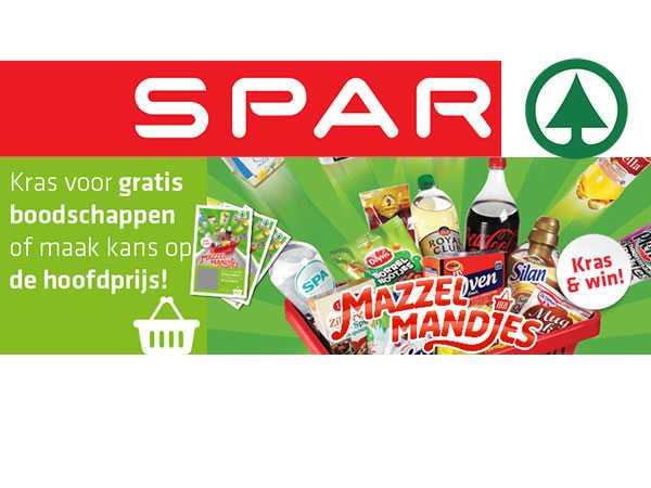 DTP voor Spar