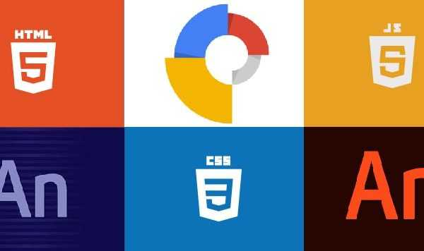 HTML5 Javascript CSS3 Google Web Designer Adobe Animate