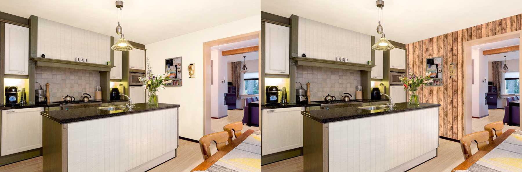 resultaat digitale restyle keuken