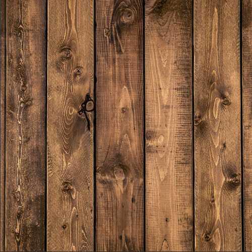 Digitale restyle huis hout patroon