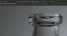 Object Select Tool Photoshop onvolledige selectie