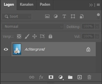 snelle handeligen Photoshop screenshot